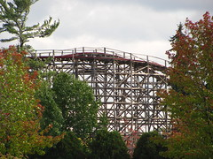 Geauga Lake - Roller Coaster Philosophy