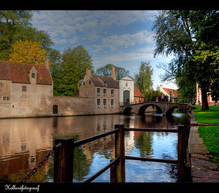 Brugge by daylight for photo painters