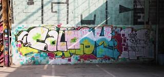 Sarajevo street art 2K11