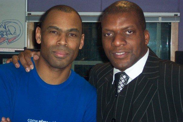 Matt Jam Lamont & Karl Tuff Enuff Brown (Tuff Jam) @ Kiss 100 FM 2004