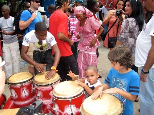 Callejon de Hamal African Music Alley