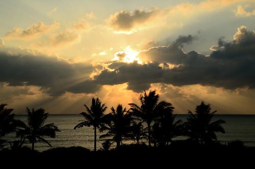 sunrise day cloudy taiwan 花蓮 日出 豐濱 斜射光