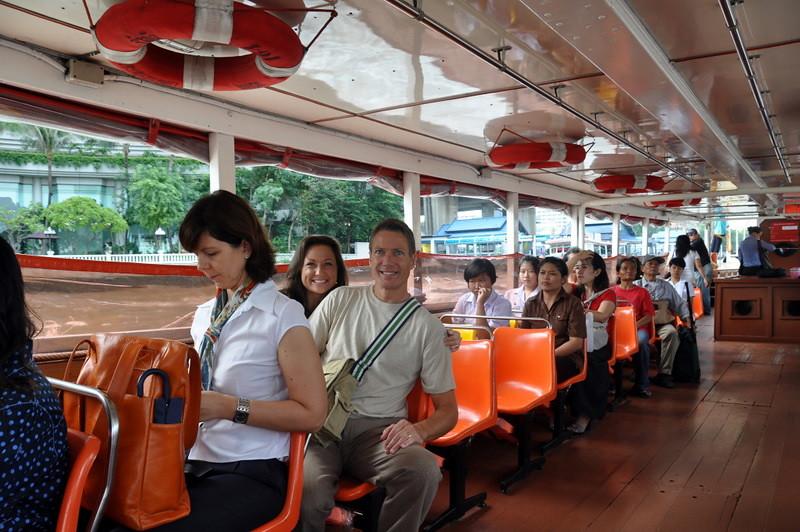Bangkok River Taxi Bangkok