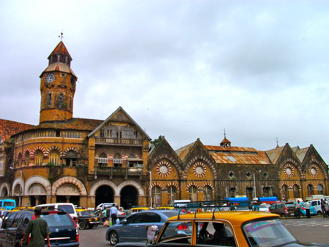 Crawford Market in Mumbai