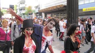 Zombie Walk São Paulo 2011