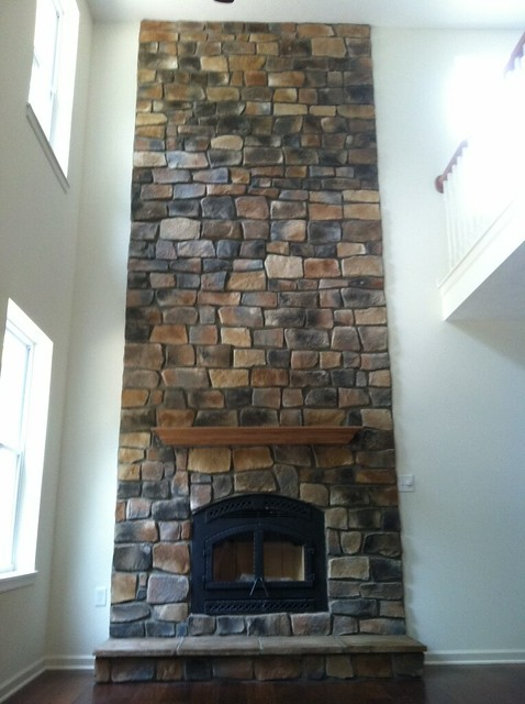 Two story fireplace flickr photo sharing - Houses with fireplaces ...