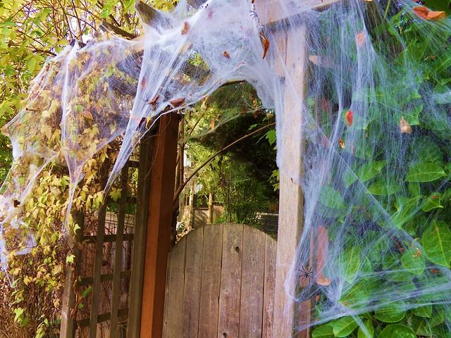 Halloween Gartendekoration 1