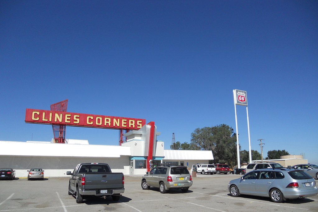 clines corners dating Been visiting cline's corners since i was a child this was a regular stop on every trip from texas to colorado when i was growing up the odd assortment of gifts and souvenirs still keeps me returning every trip and its location at the crossroads of the middle of nowhere.