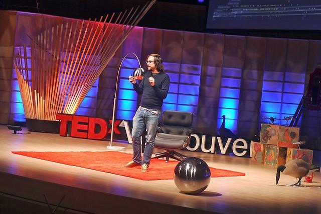 TEDxVancouver 2011 | UBC Chan Centre