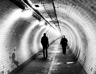 Lonely London Tunnel