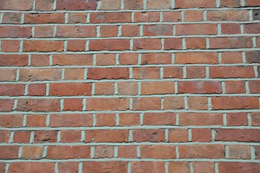 Outdoor Brick Wall Decorating Ideas
