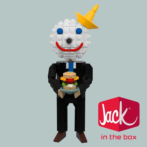 LEGO Jack In The Box