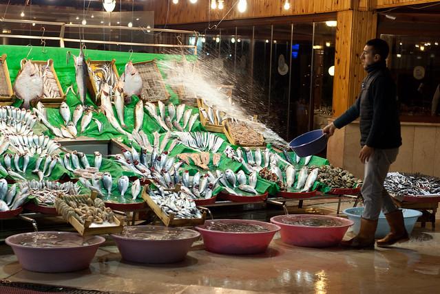 Kumkapi fish market flickr photo sharing for Closest fish market