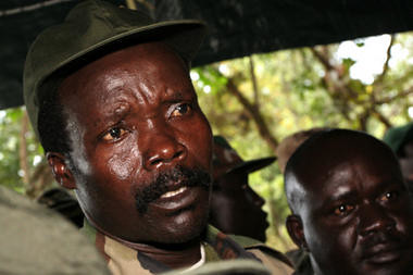 Ugandan-based Lord's Resistance Army (LRA) leader Joseph Kony is the subject of a purported manhunt led by the United States. Obama has dispatched at least 100 troops to East and Central Africa. by Pan-African News Wire File Photos