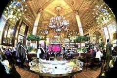 Restaurante Estilo Rococo