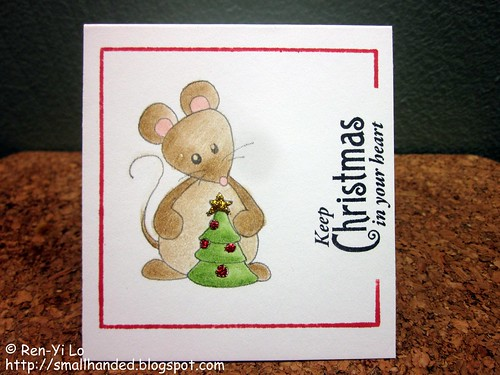 Christmas Cards Mini Set