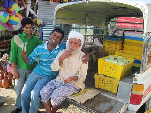 Zucchini Vendors