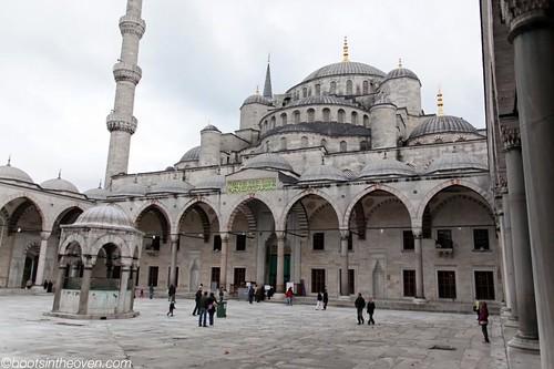 Exterior, Blue Mosque