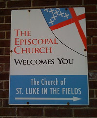 St.Luke in the Fields Church, New York