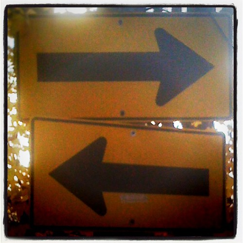 Which Path Arrows