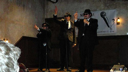 Midwest Karaoke Madness Blues Brothers