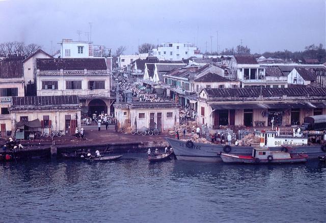 Đà Nẵng 1967 - Chợ Hàn