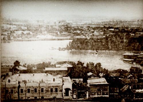 вид дома с Вознесенской церкви фото нач. XXв.