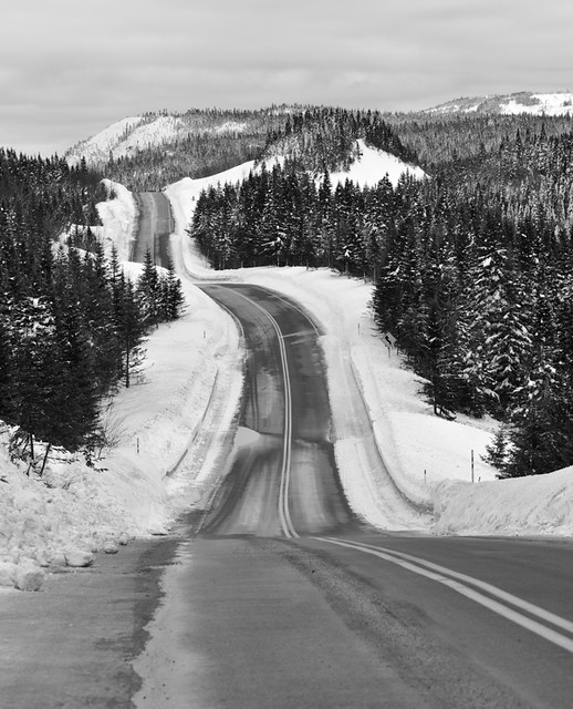 Winter Roads, Quebec