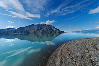 Kluane Lake by kdee64, on Flickr