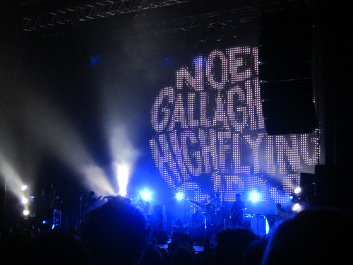 Noel Gallagher, the Orpheum, 11-19-11