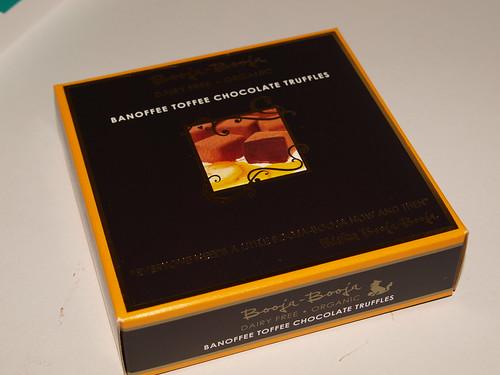 Booja Booja Banoffee Toffee Truffles