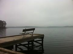 Gloomy Caney Lake