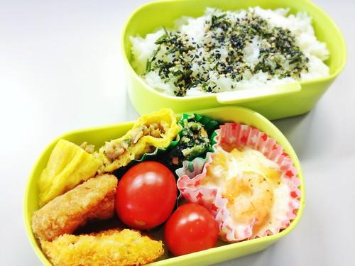 今日のお弁当 No.229 – 磯海苔