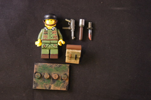 WWII German Fallschirmjäger Kit for Jaco