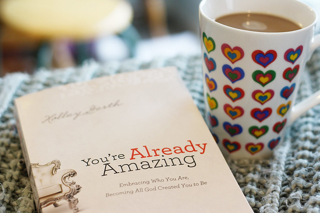 Book Review: You're Already Amazing by Holley Gerth