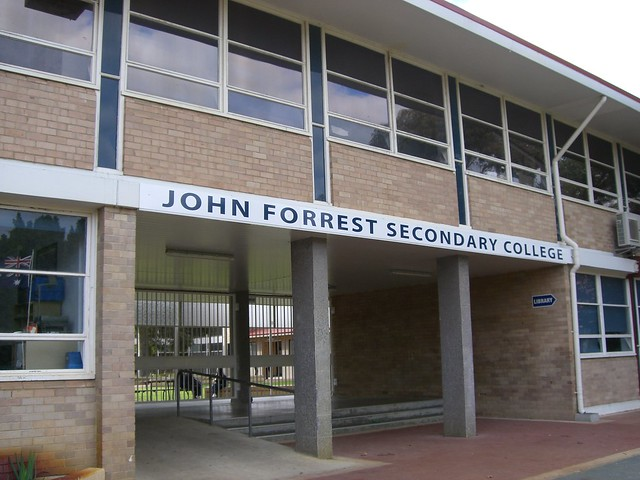 John Forrest Secondary College