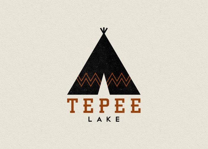 Nicole Meyer Branding 10,000 Lakes Tepee Lake Glass and Sable