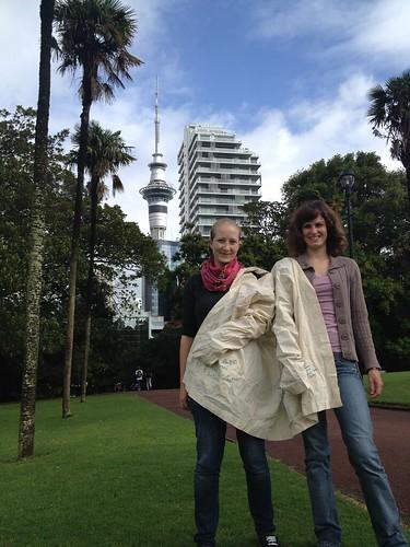 Steffi & Ricarda, Auckland, New Zealand