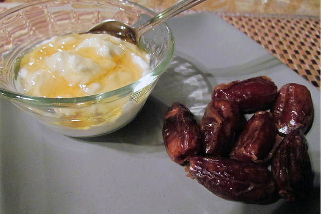 80 | 366 yogurt and dates
