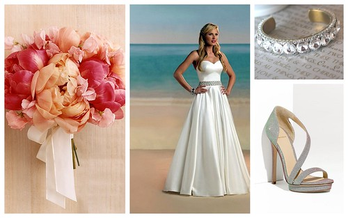 {Simple Princess} Bridal Style by Nina Renee Designs