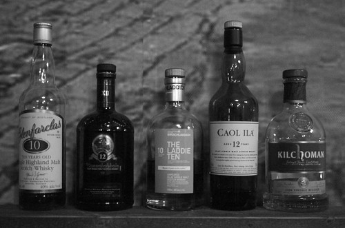 Islay Tasting Menu by Rollofunk