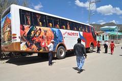 Bus de Potosí a Tupiza