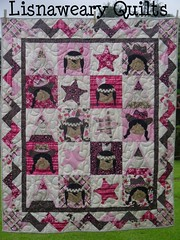 Wild West Girls Quilt