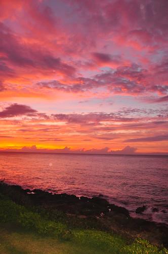 ocean sunset hotel nikon jamaica montegobay d90 grandpalladium