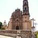 Tepotzotlan, Mexico - Church of San Francisco Javier