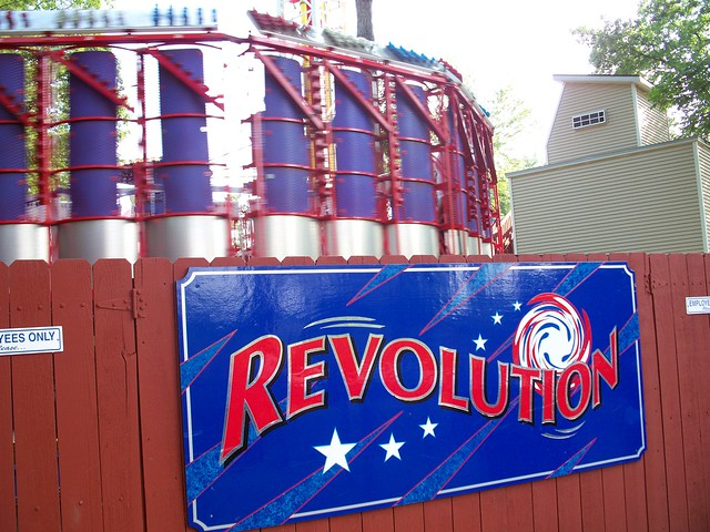 Holiday World - Revolution
