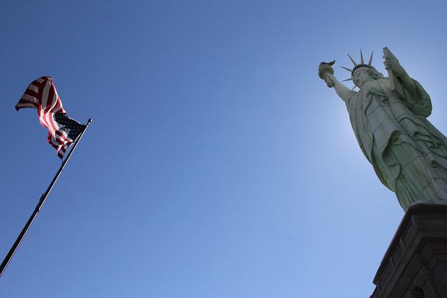 Header of America, America