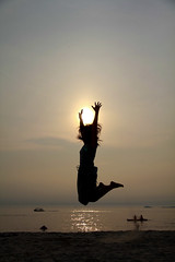 The Sunset Jump