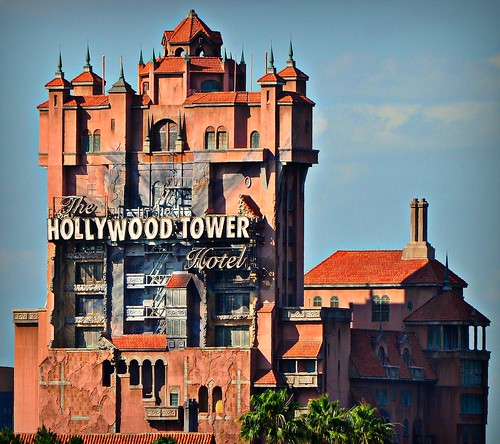 All Of The Hollywood Tower Hotel