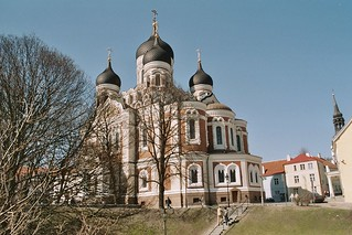 Tallinn, Alexandr Nevsky Cathedral